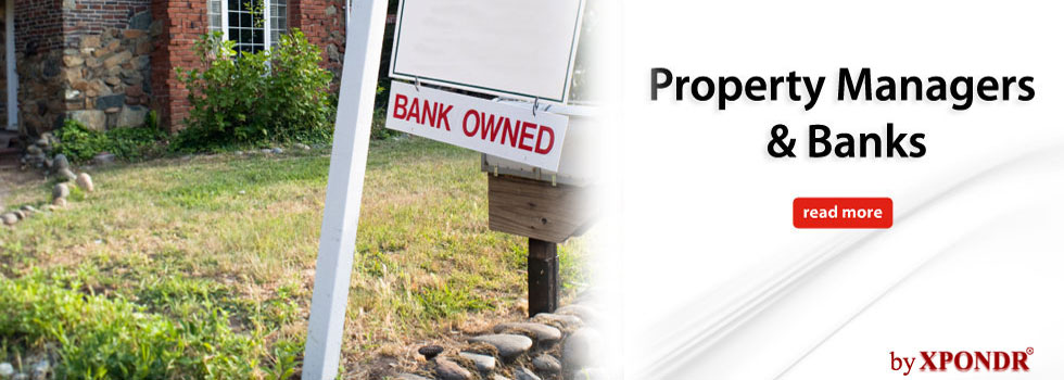 Property Managers & Banks